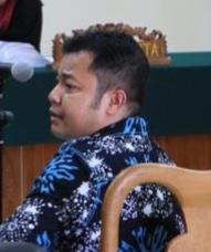 Saksi Ahli Fahrurrozi –  sidang tipikorAlkes RSUD Sultan Syarif Mohamad Alkadrie Pontianak 2012