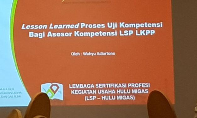 Peningkatan Kompetensi Assesor LKPP