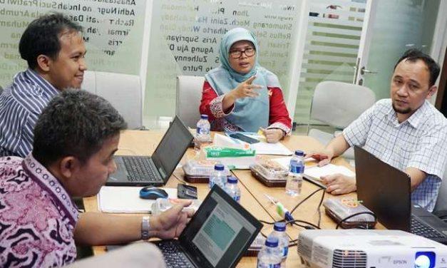 Pusdiklat PBJ LKPP Jalani Audit ISO 9001:2015