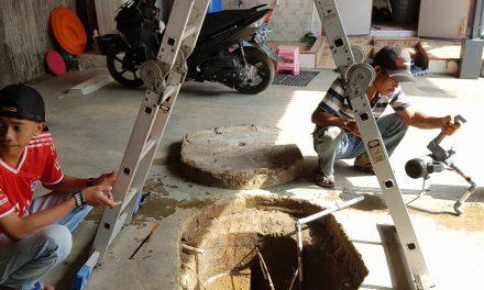Pa Entis, tukang sumur bor rekomendasi di Bogor