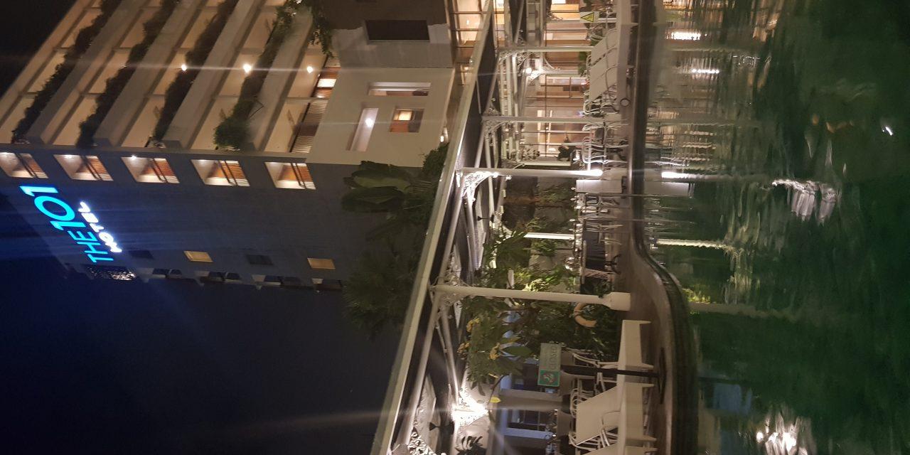 Kolam renang hotel 101 Yogyakarta