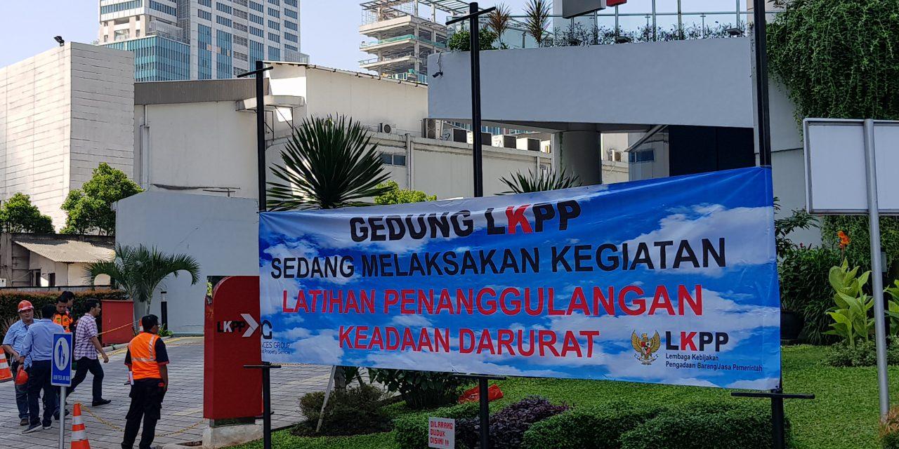 Narahubung LKPP dalam rangka Pengadaan Barang/Jasa Darurat Covid-19