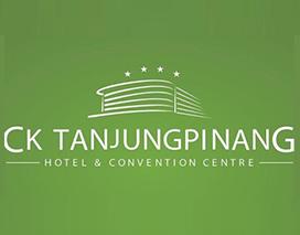 Kolam renang CK hotel Tanjung Pinang