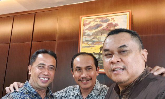Selfie bersama Kepala LKPP