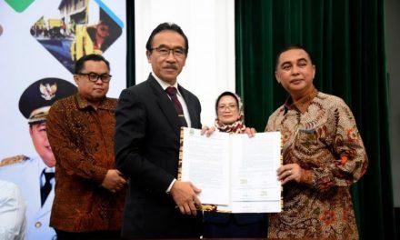 Penandatanganan Kontrak Katalog Elektronik Provinsi Jawa Barat