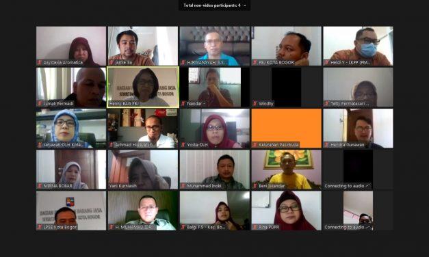 Belajar Bersama membahas Soal Ujian Pengadaan Barang Jasa.