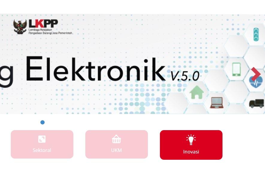 Sepeda Motor Listrik GESITS tayang di Katalog Elektronik LKPP